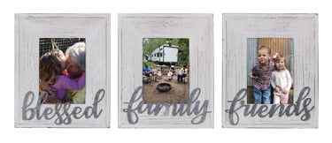 Wood 5x7 Photo Frame