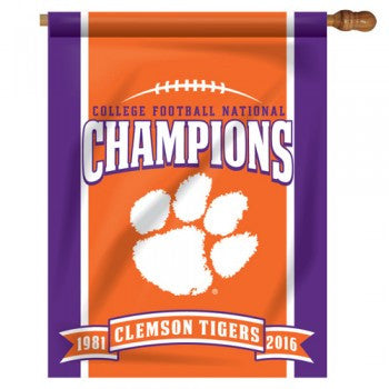 National Championship House Flag