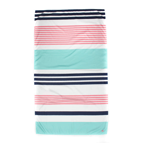 Paradise Stripe Giant Beach Towel
