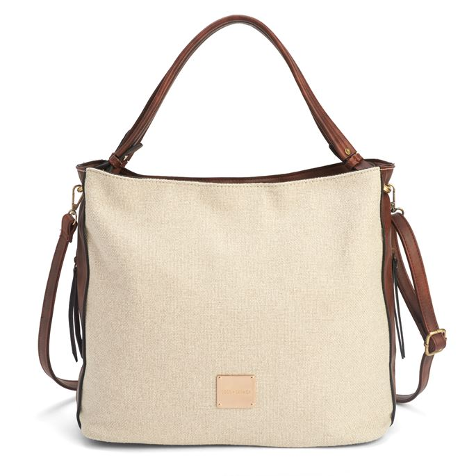 TALIA DOUBLE HANDLE HOBO