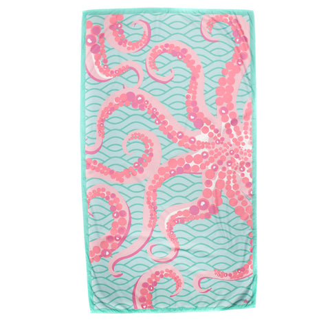 Octopus Giant Beach Towel (Multiple Colors)
