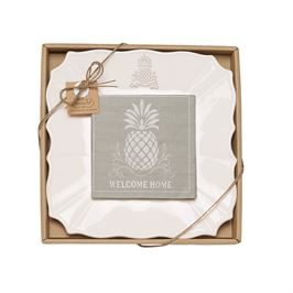 Pineapple Cheese Set