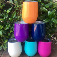 Swig Stemless Wine Cup 9 oz (Many Colors)