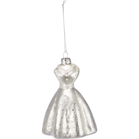 Wedding Dress Ornament