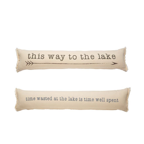 Skinny Lake Pillow