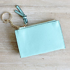 Slim Card Case Keychain ( 3 colors)
