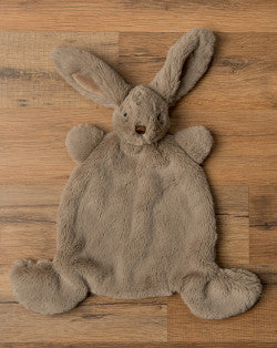Nummy Buddy Bunny (Gray or White)
