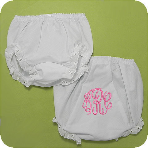 Baby Bloomers / Diaper Cover