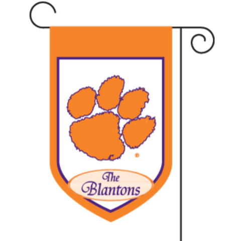 Collegiate Garden Flags (Click for Other SC Schools)