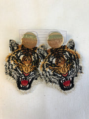 Swanky Foxx Earrings