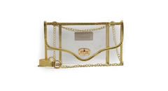 Clear Stadium Envelope Bag
