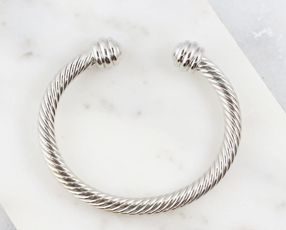 Twisted Cable Cuff