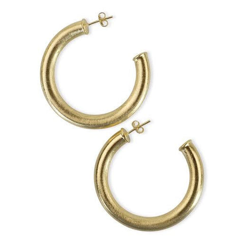 Chantal Hoops (Small thick) - multiple finishes