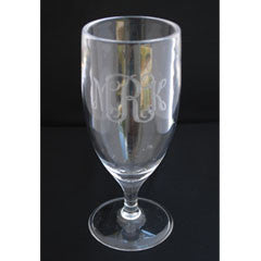 Goblet Glasses Set of 4