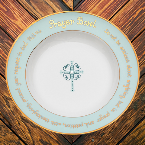 Prayer Bowl - The Angie
