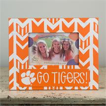 Clemson Arrow Frame
