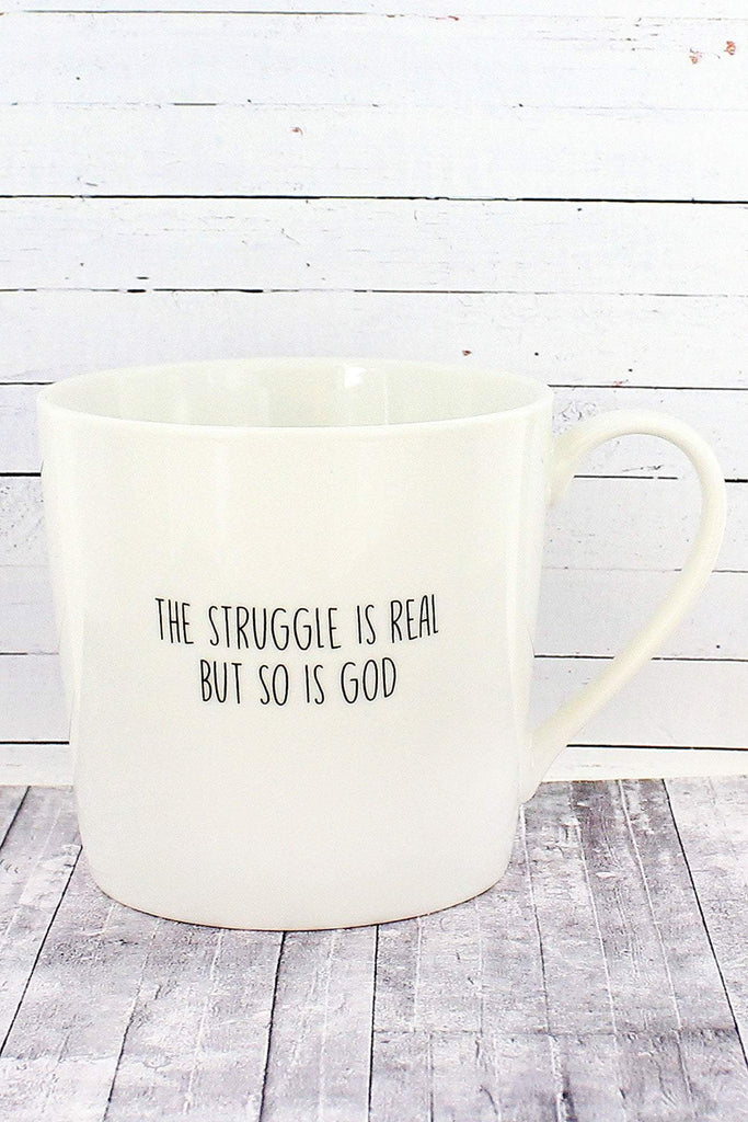 Dear Lord Cafe Mug