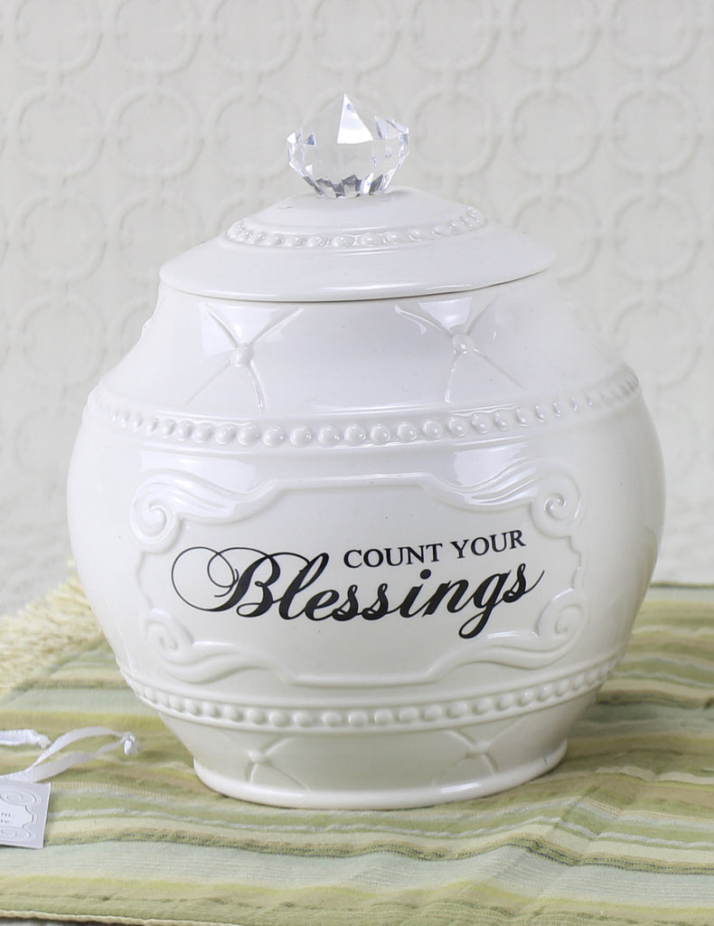 Blessings Jar w/ 36 Blessings