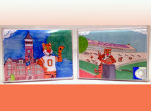 Clemson Stationery - Childrens
