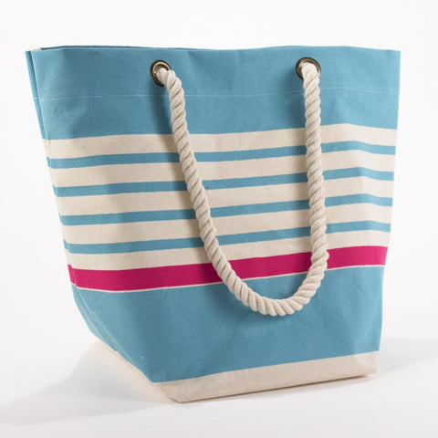 Croix Canvas Tote (Two Choices)