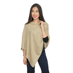 Bamboo Poncho (4 colors)