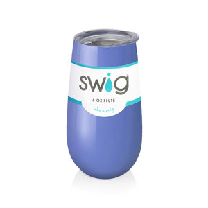 Stemless Flute Swig (many colors)