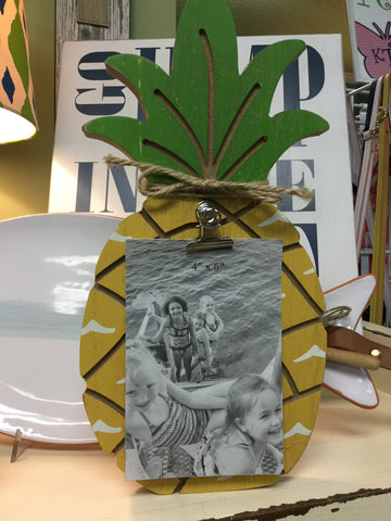 Pineapple Picture Clip