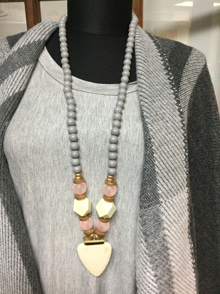 Cairo Blush Necklace