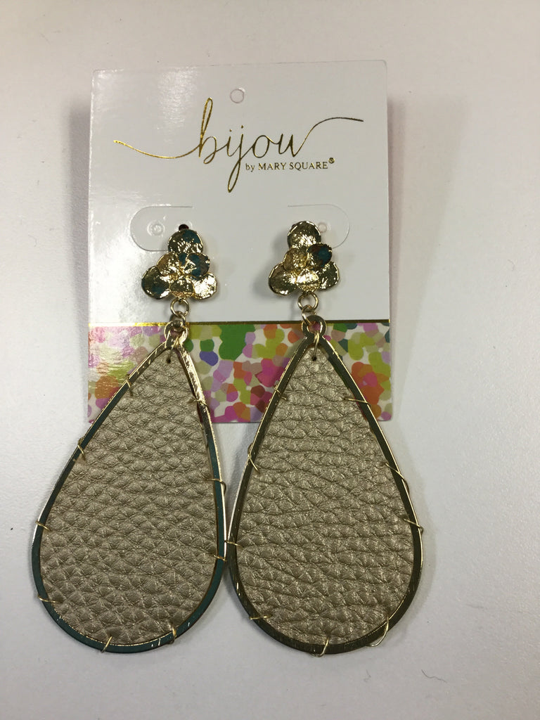 Miami Gold Earrings