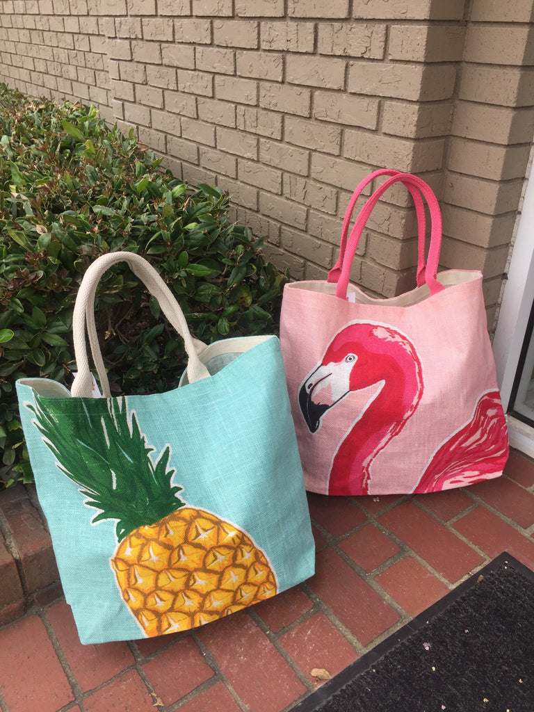 Jute Tote (2 choices)