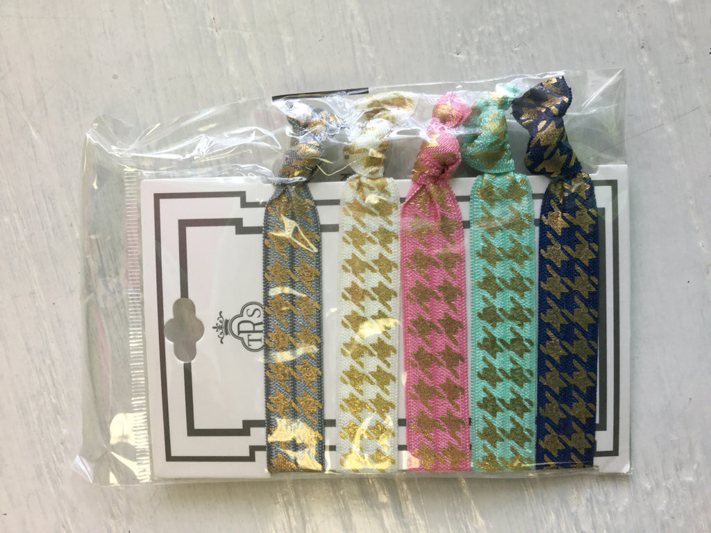 Hair Tie (group of 5)