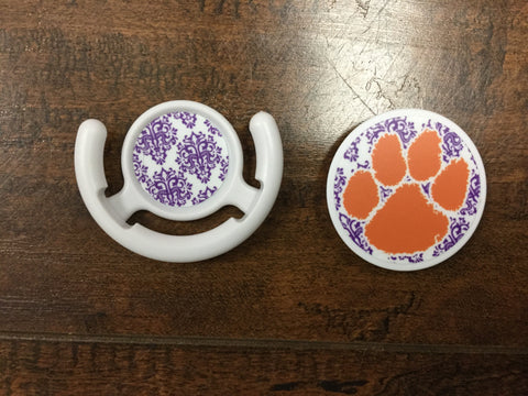 Clemson GripStand with Clip (Two options)