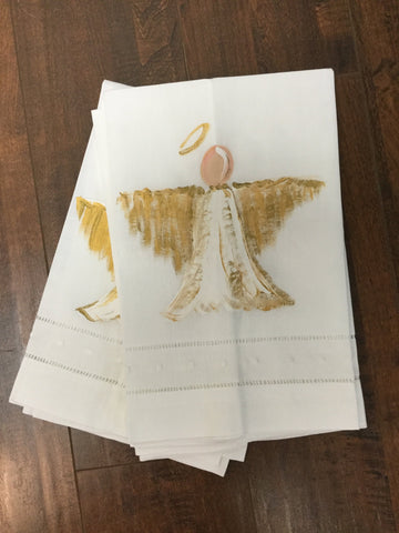 Linen Angel Towel