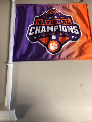 National Championship Car Flag