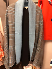 Reversible Shawls -Two Choices