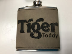 Tiger Toddy Flask