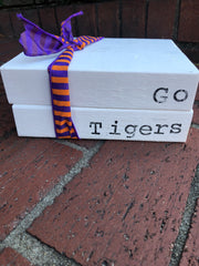 Clemson Stacked Book Sets (Multiple Styles)