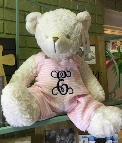 Teddy Bear - 18in (Pink or Blue)