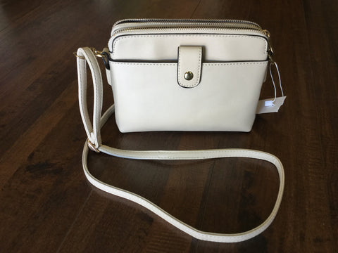 Crossbody Bag (two colors)