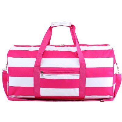 Medium Duffle Bag Hot Pink