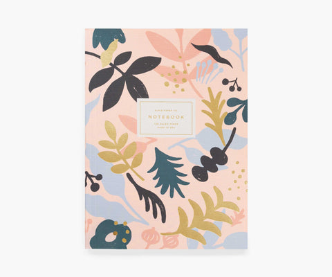 Memoir Notebook (Multiple Patterns)