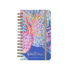 Spiral Lilly Pulitzer Agenda 2019 (Many sizes and patterns)