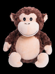 Monkey Cubbie Dark Brown