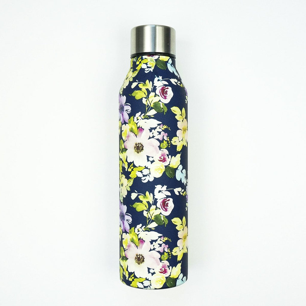 Stainless Bottle Charleston Floral