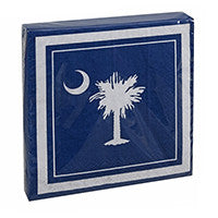 Cocktail Napkins Palmetto Moon