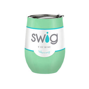 Swig Wine Cup 9 oz (4 colors)
