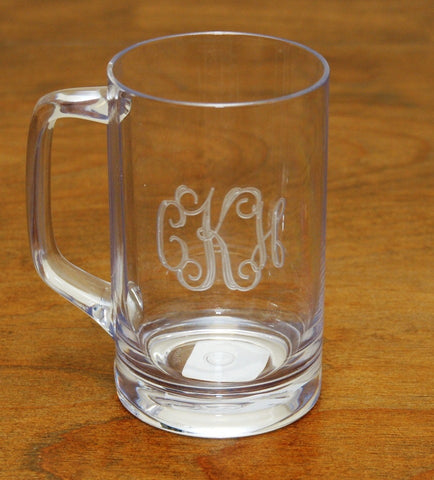 Beer Mug 20oz Set of 4