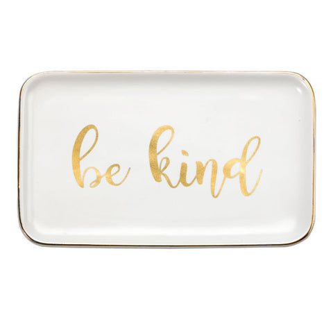 Ceramic Trinket Tray (Two options)