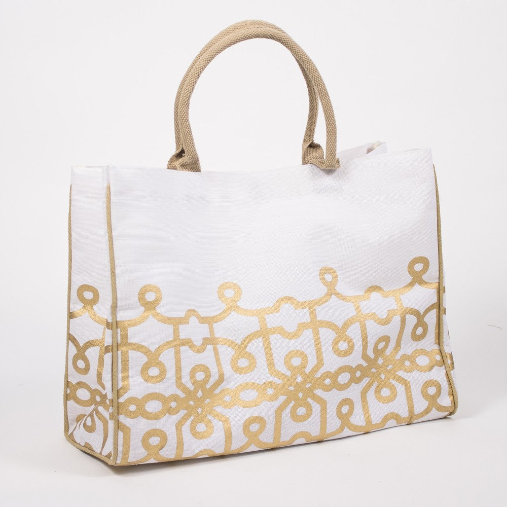 Paris Glamour Juco Bag (two colors)