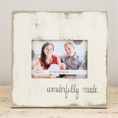 Wonderfully Made Frame
